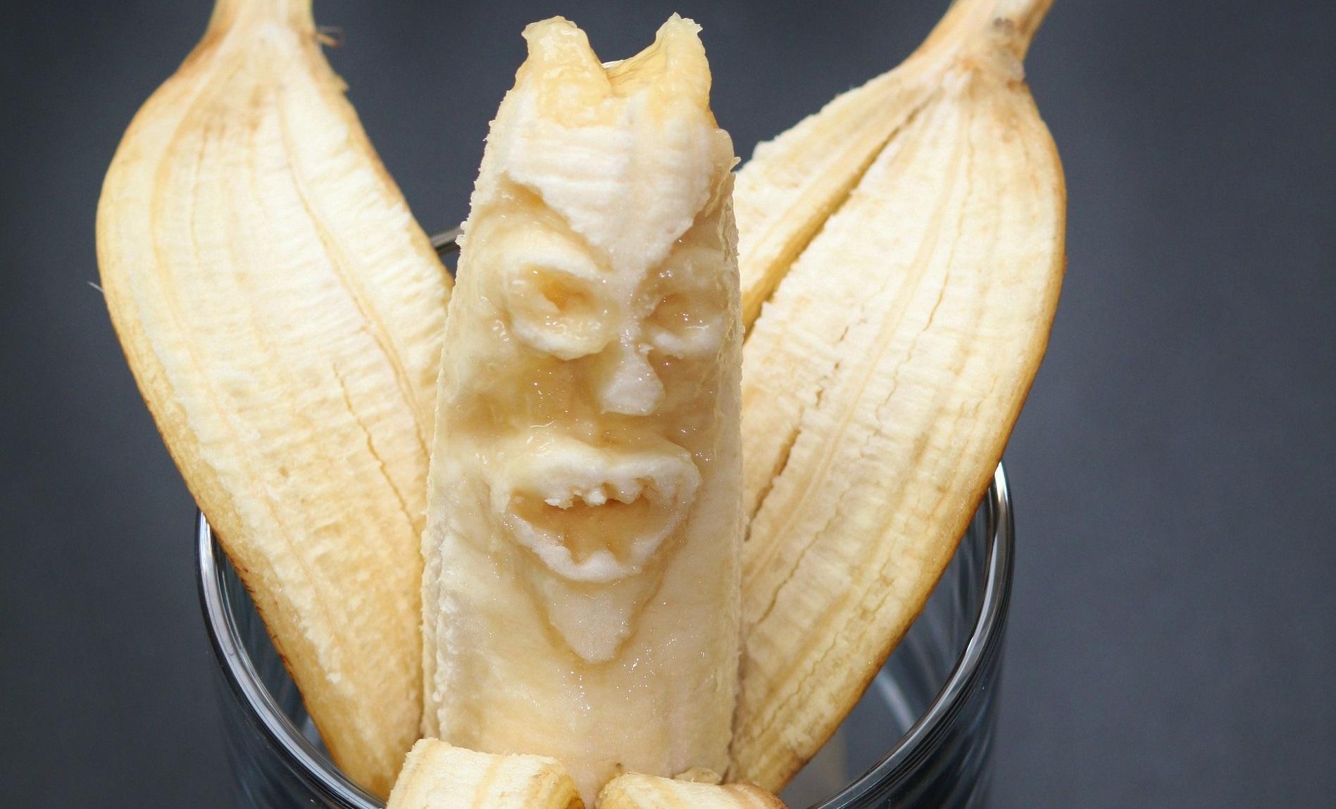 banana eksperiment