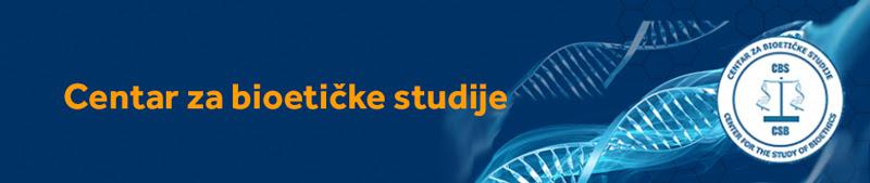 Centar za bioetičke studije Vojin